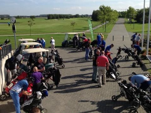Bedrijvencompetitie 2015 Golfclub de Compagnie