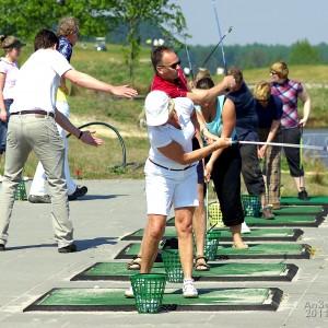 Leren golfen bij De Compagie