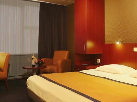 Hotelkamer Parkzicht Veendam